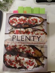 plenty cookbook, yotam ottolenghi